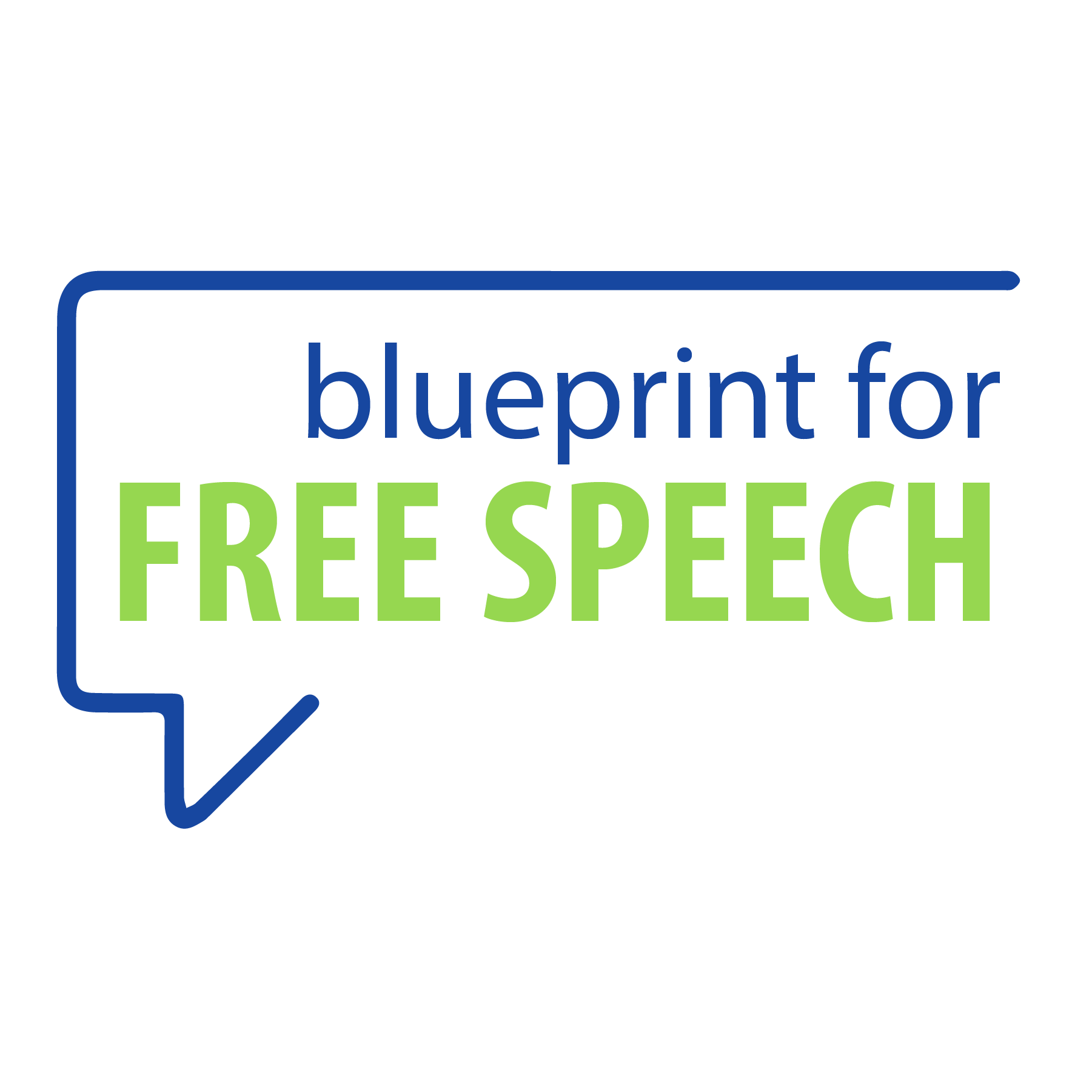 Blueprint for Free Speech