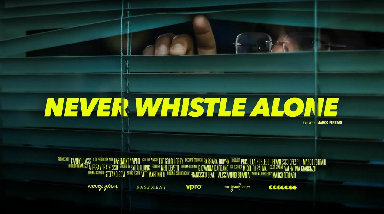 Never Whistle Alone | Berlin Film Premiere & Panel Discussion