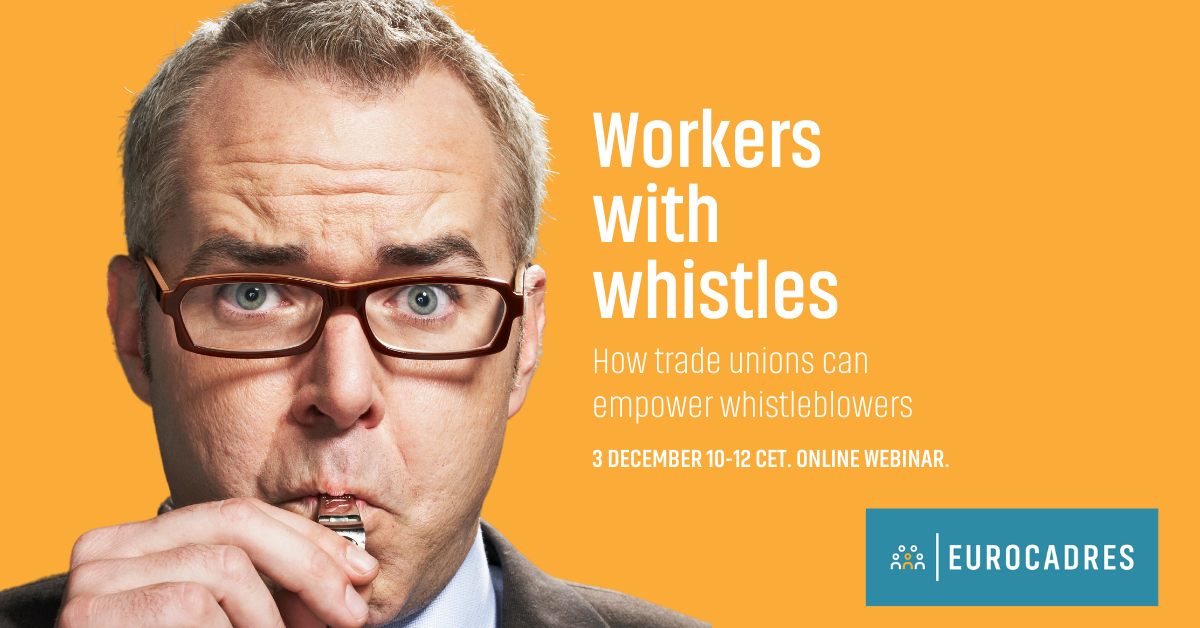 Workers with Whistles